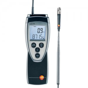 testo-416-kit-400563-4161-anemometer-w-cabled-telescopic-vane-probe